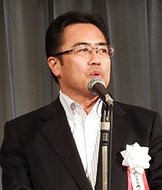 井田純一郎新理事長
