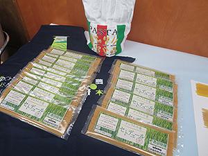 日本初のデュラム小麦新品種「セトデュール」の純国産パスタ