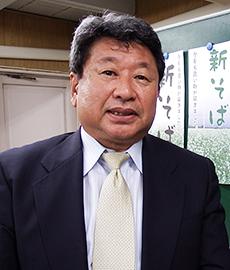 黒子恭伸理事長