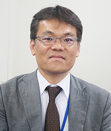 MD統括部 食品MD部 食品一課グループ長 橋本健司氏
