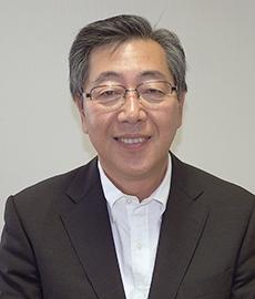 専務取締役営業本部長 山田貴夫氏