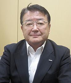 取締役常務執行役員製粉事業本部長兼製粉営業部長 村上嘉章氏