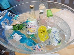中小企業の財産でもあり、日本の夏の風物詩でもある地サイダー&地ラムネ