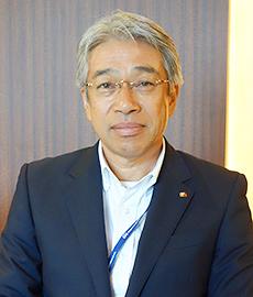 鶴田道太社長