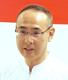 小田義博生産本部長