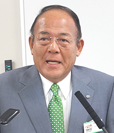 一瀬邦夫社長CEO