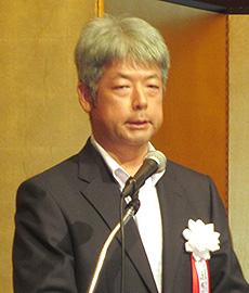 梶川勇次社長