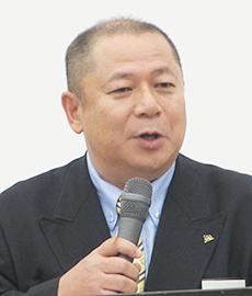 片山吉朗社長