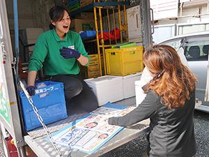 東海コープのような食品を介した地域住民とのつながりは「心」の販売に通じる