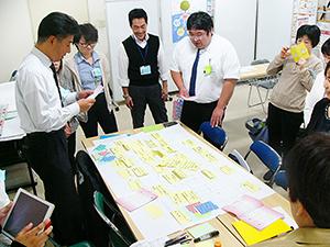 活発な議論が続く未来委員会の勉強会