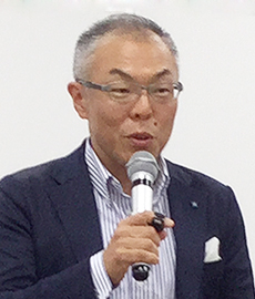 近畿大学・世耕石弘広報部長が講...