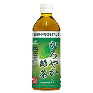 「神戸居留地かろやか緑茶」500ml