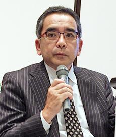 藤吉泰晴社長
