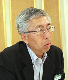 宮本弘 理事長