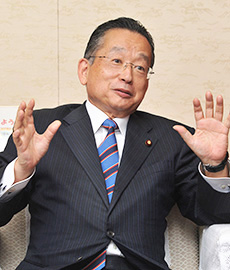 山本有二農林水産大臣
