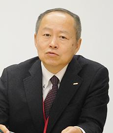 横山清社長CEO