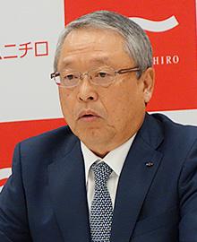 伊藤滋社長