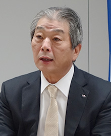 今井賢司社長