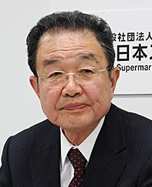 川野幸夫会長