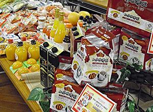 商品委員会で提案された商品群の一例