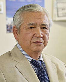 代表取締役社長 豊岡憲治