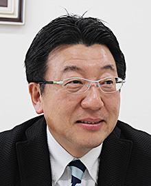 代表取締役社長 野宮直仁