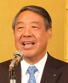 金田康男理事長