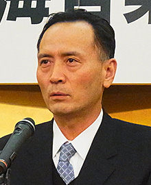 村瀬忠久理事長