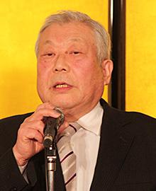 上田勲会長