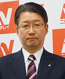 福本雅志事業部長