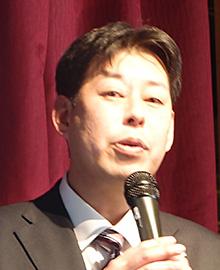 大根田淳氏