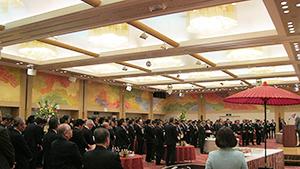 東北の製配販が新年に集う交礼会、今年も盛大に開催