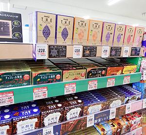 市場をけん引する健康軸のチョコレートはバレンタインの活性化に寄与するか
