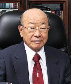 松谷英次郎代表取締役会長
