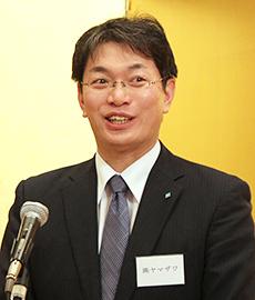 古山利昭社長