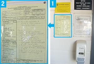 1、2 グレードシステム制度がスタートした当時の店頭表示
