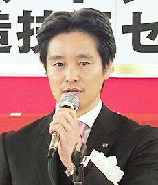 佐々木信綱代表取締役