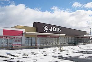 閉店するジョイス仙台松森店