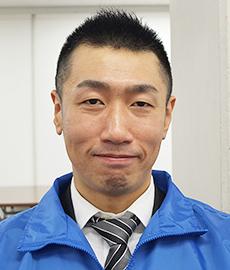 中谷哲也営業部長