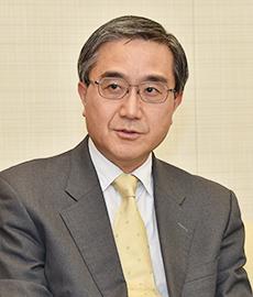 高橋洋代表取締役専務取締役農林水産事業本部長