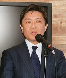 小泉元伸観光局長