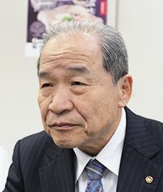 仙台水産代表取締役会長 島貫文好氏