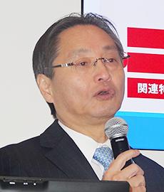 片山隆社長