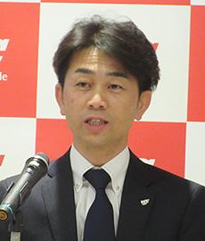黒田敬祐部長