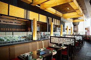 FC展開する「モーモーパラダイス ターミナル21店」=タイ・バンコクで。提供写真