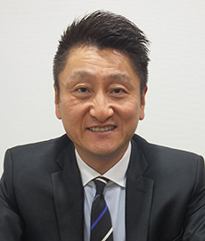 名畑豊社長