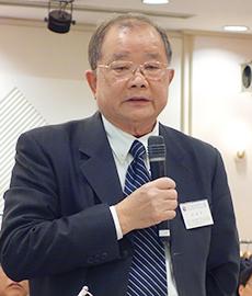 劉貴坪理事長