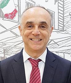 ミケーレ・スカンナヴィーニ会長