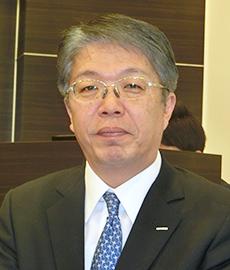 山田賢治次期社長
