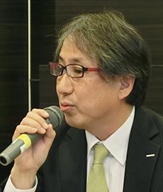 木村穣介常務取締役マーケティング本部長